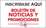 Suscribase Boletin CRMotos