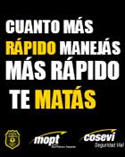 Campaña COSEVI