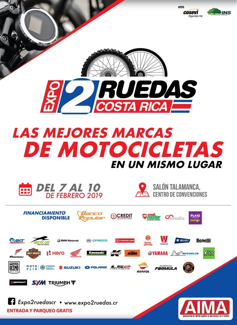 Expo 2 Ruedas