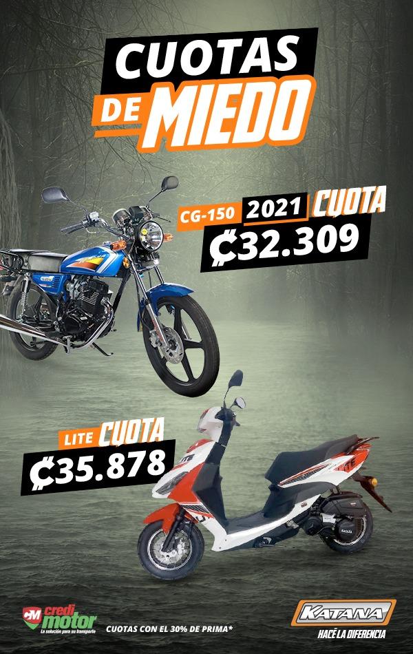 Motos Katana